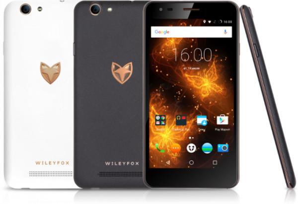 Wileyfox представил доступный 4G-смартфон Spark X