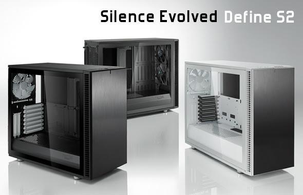 Fractal Design анонсирует новый корпус Define S2