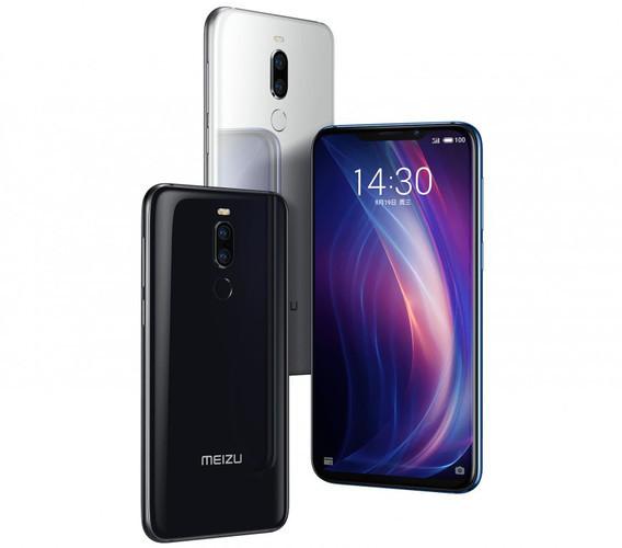 Состоялся официальный анонс смартфона Meizu X8