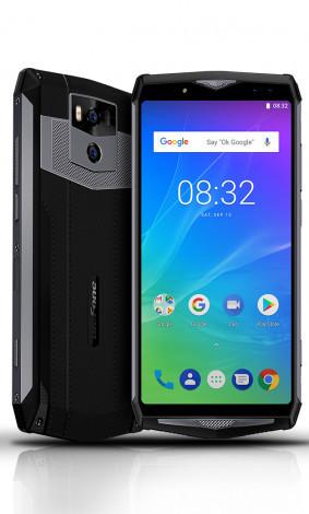 Ulefone Power 5S –смартфон за $200 c аккумулятором на 13 000 мАч и 4 камерами