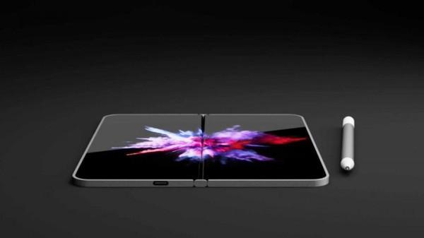 Microsoft Surface Andromeda – смартфон со сгибающимся дисплеем