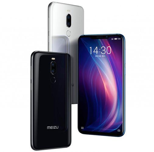 Стала известна причина задержки старта продаж смартфона Meizu X8