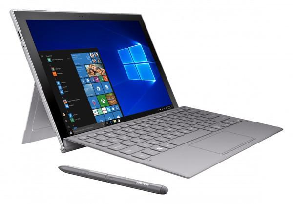 Состоялся официальный анонс гибридного планшета Samsung Galaxy Book 2