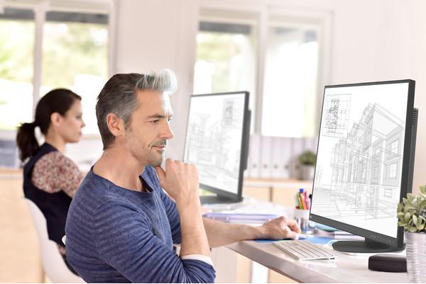 NEC представила дисплей MultiSync EA271U с высоким уровнем детализации картинки