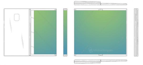 Новые подробности о первом гибком планшете Samsung