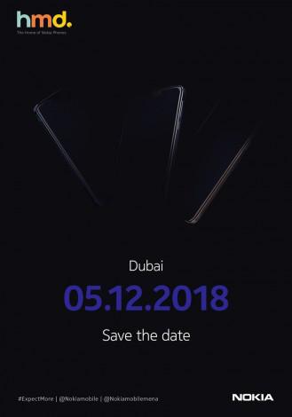 Известна дата анонса смартфонов Nokia 9, Nokia 8.1 и Nokia 2.1 Plus