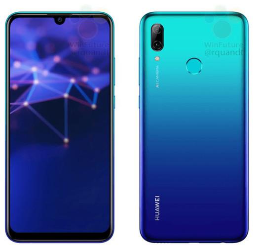 Смартфон Huawei P Smart 2019 – названы характеристики и стоимость