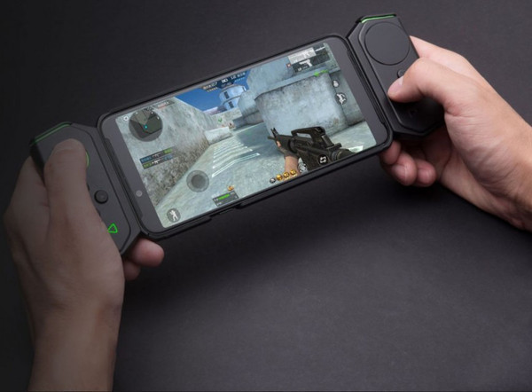 Игровой смартфон с 10 ГБ оперативки Black Shark Helo – стартовали продажи