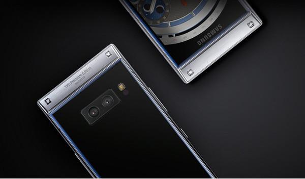 Samsung W2019 – премиальная раскладушка за 00