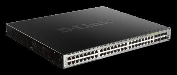 DGS-3630-28PC И DGS-3630-52PC - новые управляемые стекируемые коммутаторы