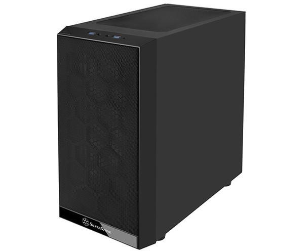 SilverStone Precision PS15 – симпатичный корпус для компактного настольного ПК