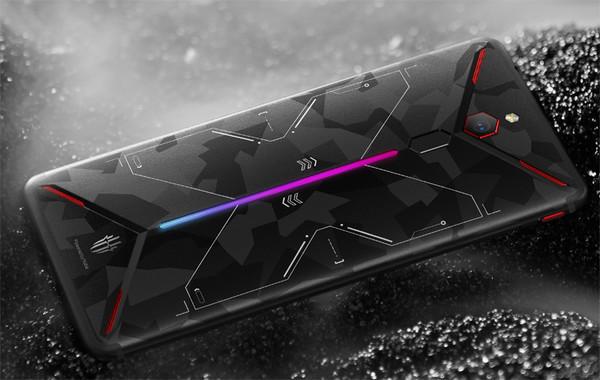 ZTE представила свой новый игровой смартфон с крутым дизайном и 10 ГБ ОЗУ