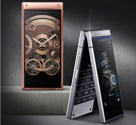 Samsung W2019 – премиальная раскладушка за $1500
