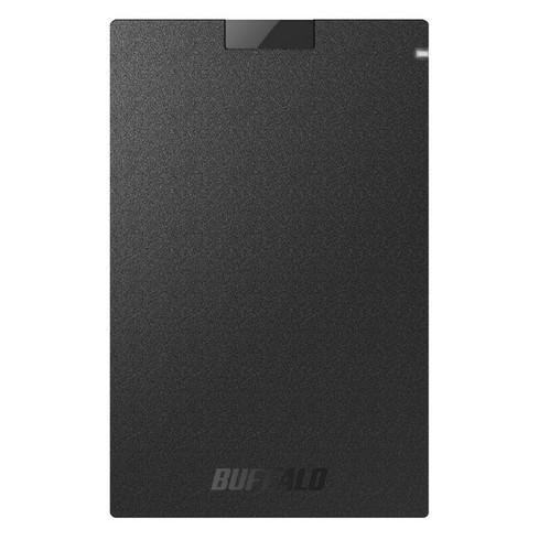 Buffalo SSD-PGCU3-A – компактный SSD до 960 ГБ и ценником от 0