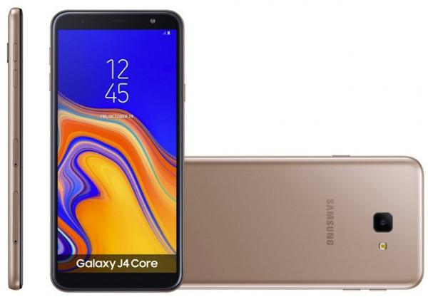 Galaxy J4 Core – ультрабюджетный смартфон с Android Go и HD-экраном