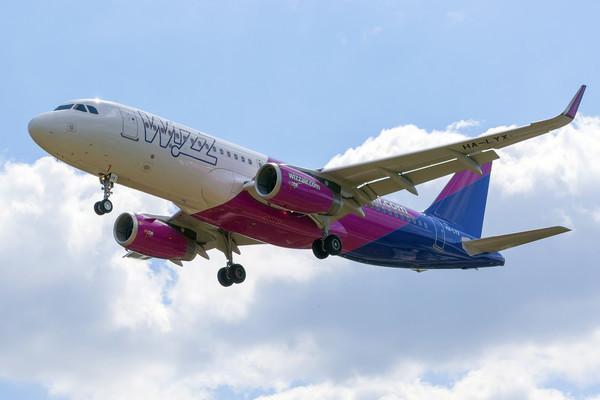 WizzAir объявила о возобновлении работы украинской