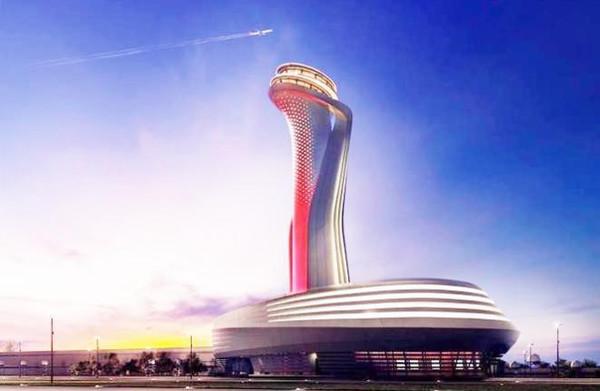 Первая очередь нового аэропорта в Стамбуле уже открыта