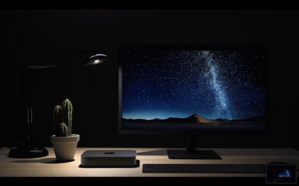 Apple обновила Mac mini