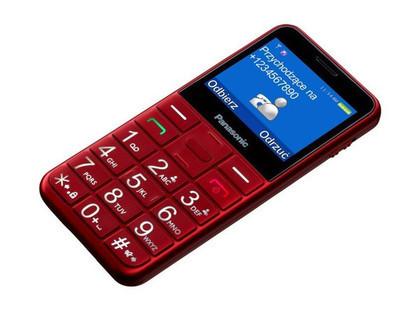 Panasonic KX-TU150 - новый мобильный телефон для пожилых людей
