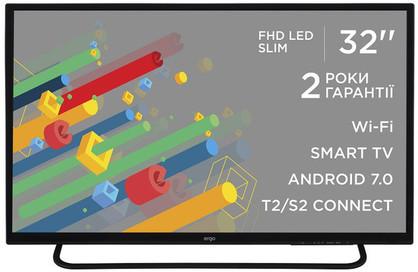 LE32CT5550AK - новинка в модельном ряду Smart-телевизоров ERGO