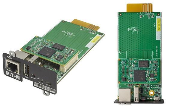Eaton представляет Gigabit Network M2 – первую сетевую карту для ИБП