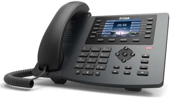 DPH-200SE и DPH-400SE - новые IP-телефоны корпоративного уровня D-Link