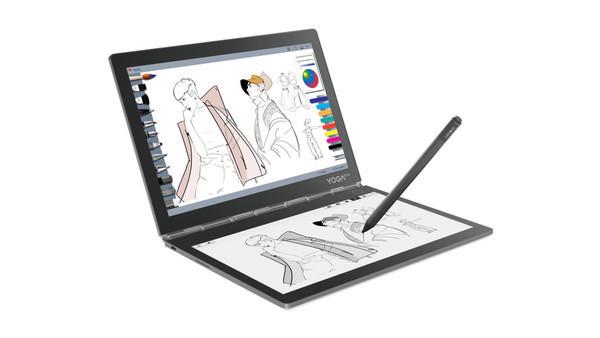 Ноутбук с двумя экранами Lenovo YOGA Book C930 — уже в Украине