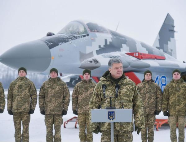 Новые вертолеты и беспилотники встали на вооружение ВС Украины