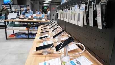 В Украине открылся первый круглосуточный склад-магазин техники и электроники