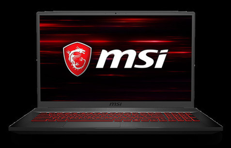 MSI представляет игровой ноутбук GF75 Thin с металлическим корпусом