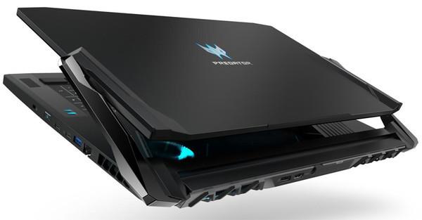 Мощный игровой ноутбук Predator Triton 900 представлен на CES2019