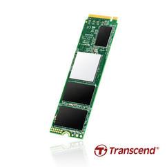 Transcend представляет твердотельный накопитель MTE220S с интерфейсом PCIe