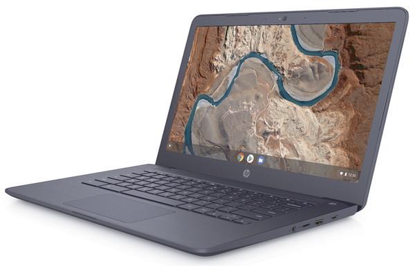 Ноутбук HP Chromebook 14 представлен на CES2019