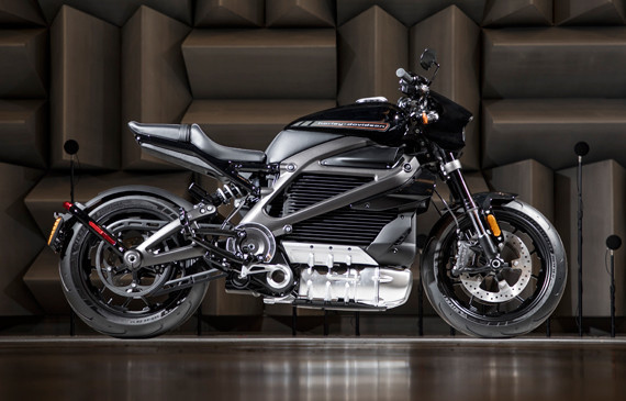Panasonic Automotive подключит электромотоцикл Harley-Davidson LiveWire к Сети