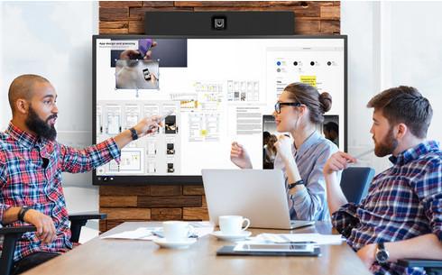 NEC запускает новые интерактивные решения для совместной работы