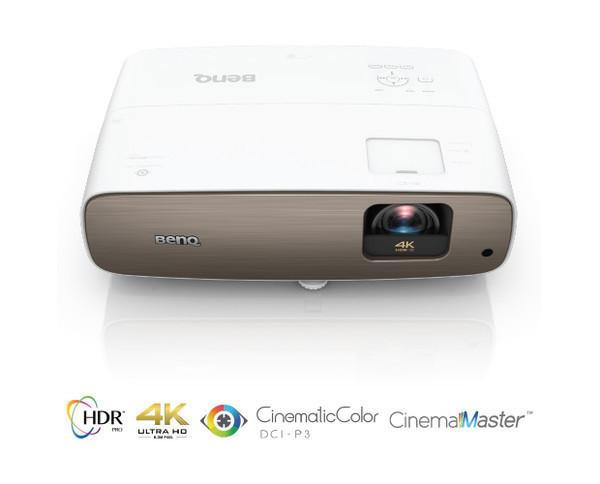 BenQ W2700 - первый 4K HDR-PRO проектор для домашнего кинотеатра