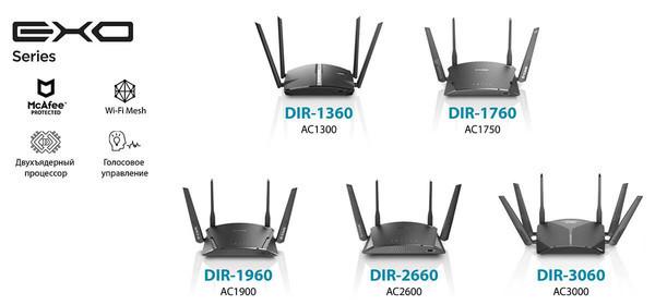 Новинки D-Link для 5G,