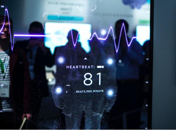 CES 2019: Panasonic представил сенсорное зеркало, которое видит вас насквозь