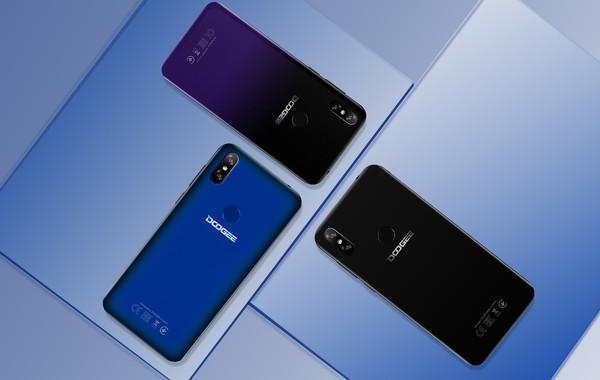 DOOGEE Y8 PLUS – 6,21-дюймовый смартфон с Android 9 и NFC