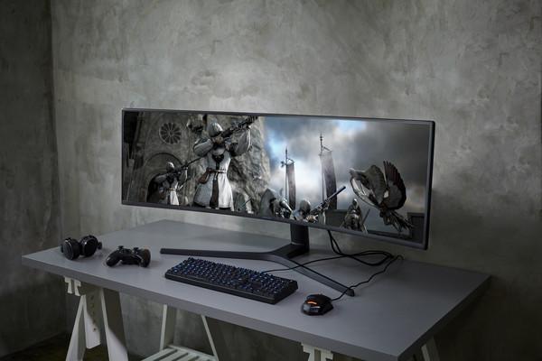 CRG9 и UR59C - Samsung представляет новые мониторы 2019 года