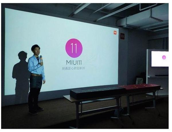 Фирменная оболочка MIUI 11 будет представлен вместе со смартфоном Mi 9