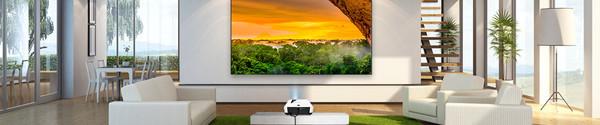 ViewSonic представляет новые лазерные проекторы с разрешением 4K и 1080p