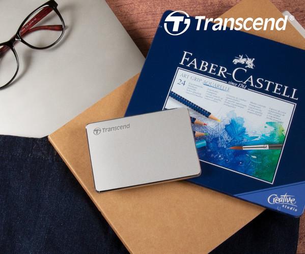 Transcend представляет SSD StoreJet 25C3S с интерфейсом Type-C