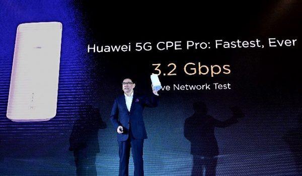Huawei 5G CPE Pro: новый опыт использования домашних широкополосных сетей
