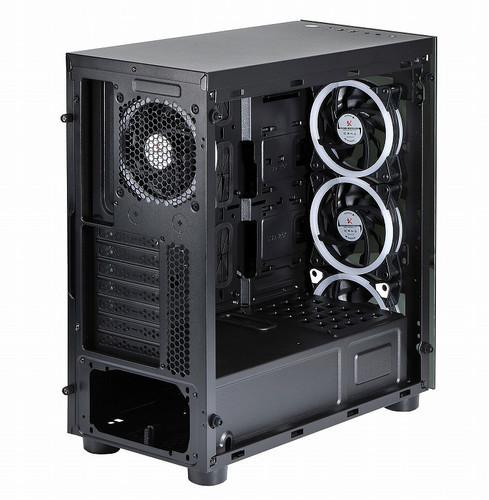 X2 Products представила корпус X2 Vision 7013 с двумя панелями со стекла
