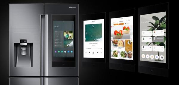 Samsung представляет новое поколение холодильников Family Hub на CES 2019