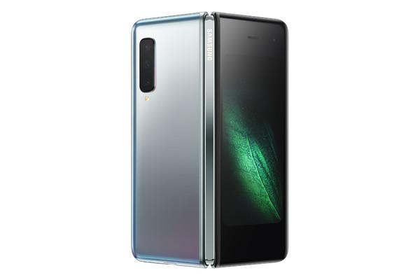 Samsung Galaxy Fold - смартфон со сгибающимся экраном  Flex Display