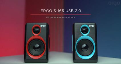 Новая мультимедийная акустика от ERGO