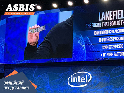 Новые процессоры Intel на CES 2019