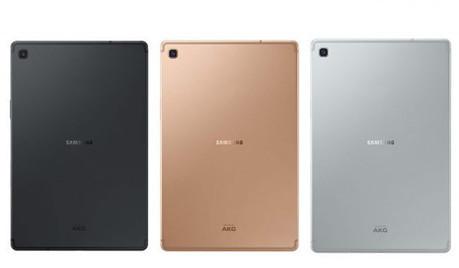 Samsung представляет новый стильный планшет Galaxy Tab S5e